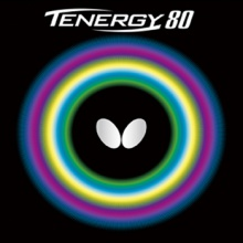 蝴蝶BUTTERFLY  TENERGY 80 (05930)套胶蝴蝶T80