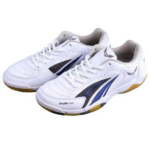 白蓝/双鱼Double Fish 乒乓球鞋 综合训练鞋白蓝款
